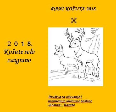 Dani Košuta 2018