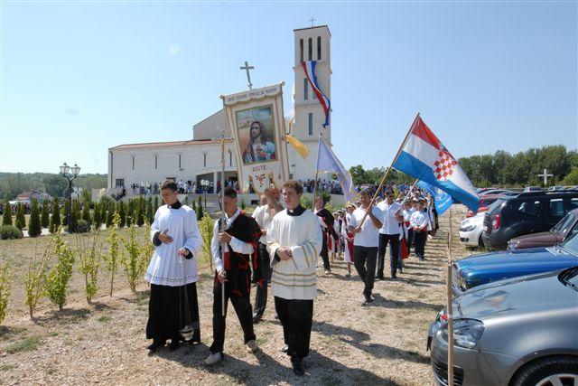 Svečanost je započela procesijom