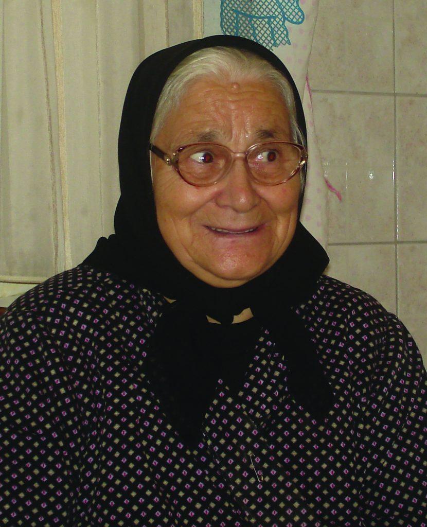 Anđa Marić rođ. Dodig (rođ. 1935.)
