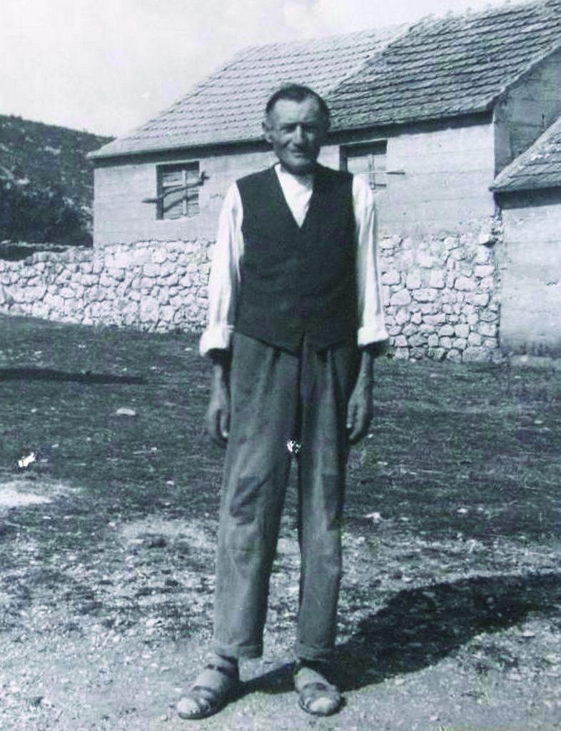 Ante Dodig iz Košuta, preživjela žrtva pokolja na Kukuzovcu