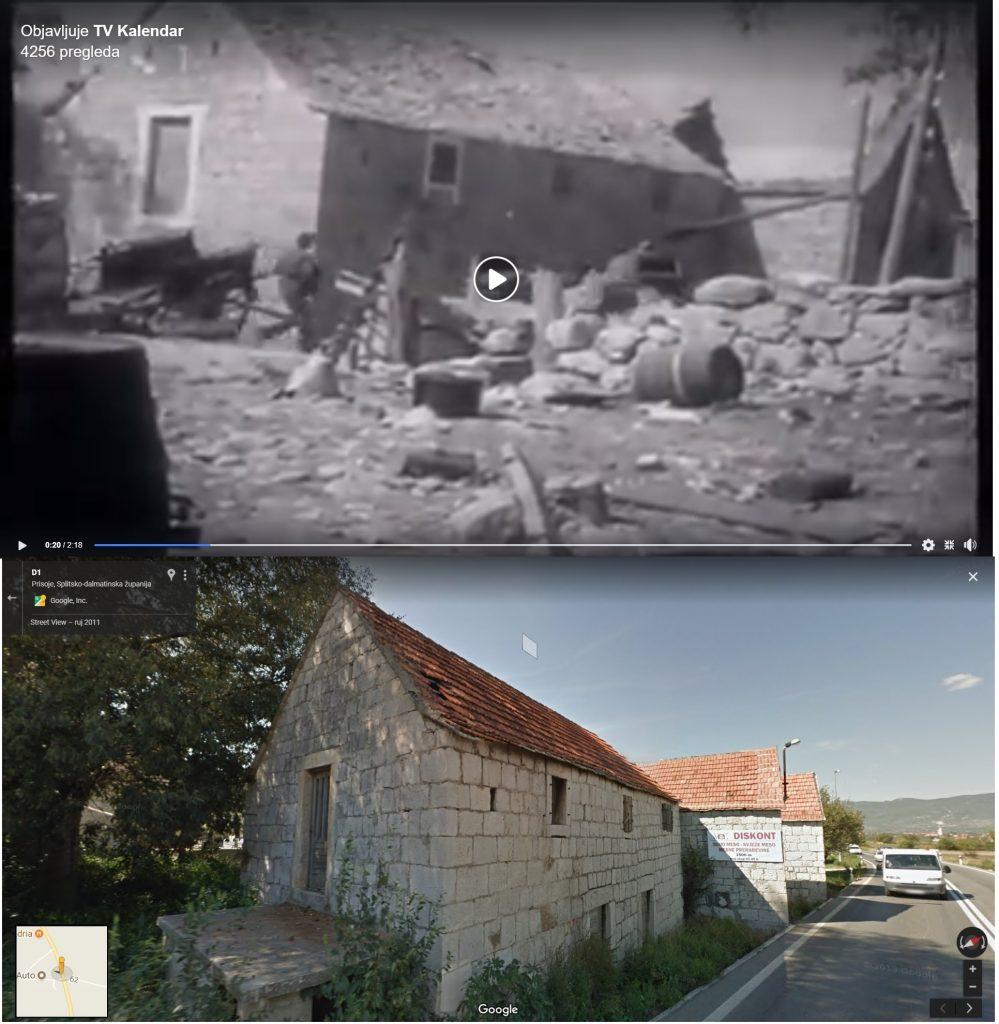 Butige 1943. i danas