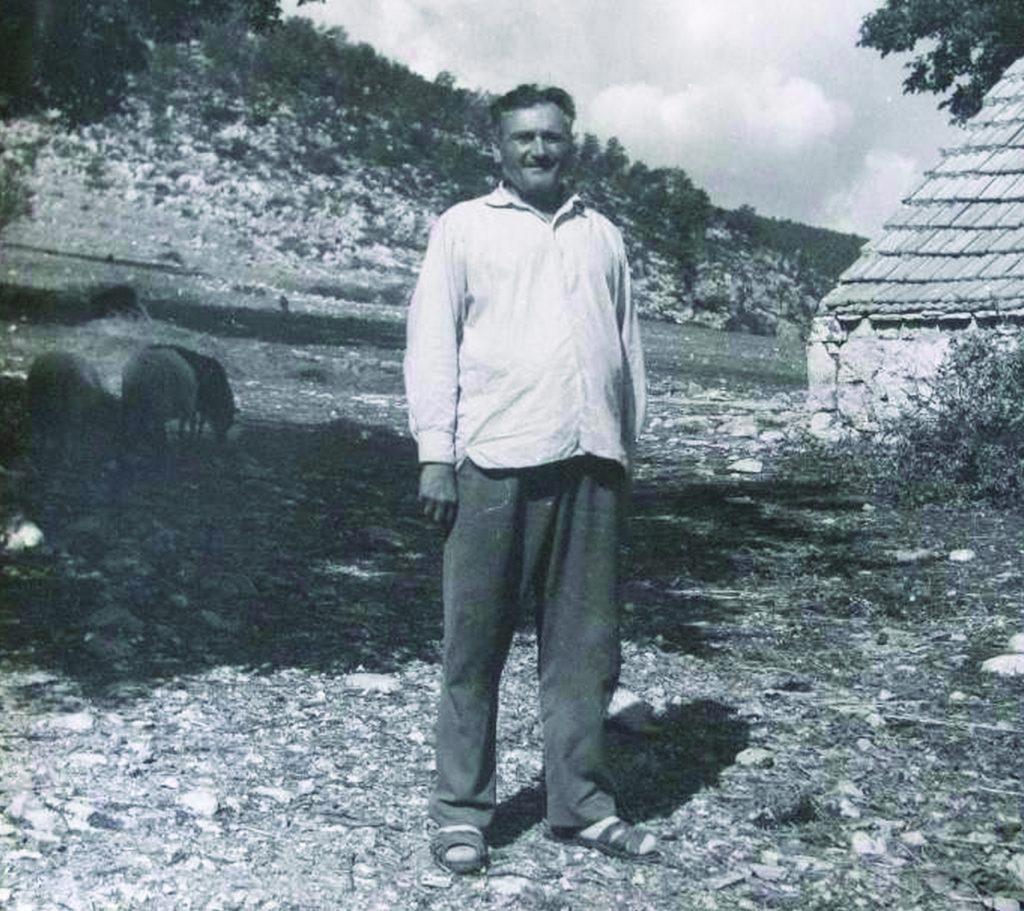 Ivan Krnjača iz Košuta, preživjela žrtva pokolja na Kukuzovcu