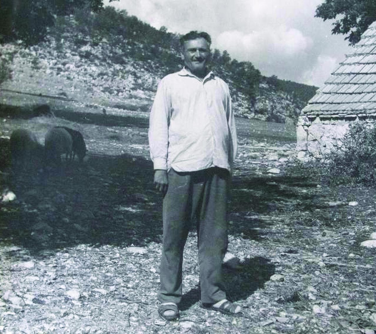 Košute - Kukuzovac, 24.IX.1943.