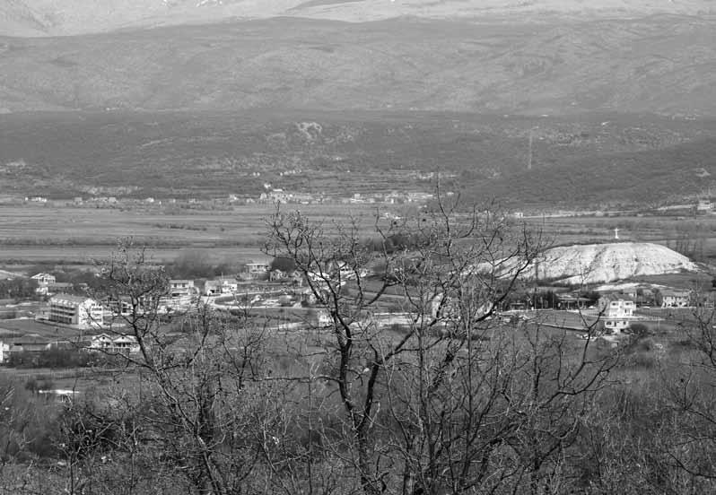 Križ na Biloj glavici, 8. IV. 2010. (foto. J. Dukić)