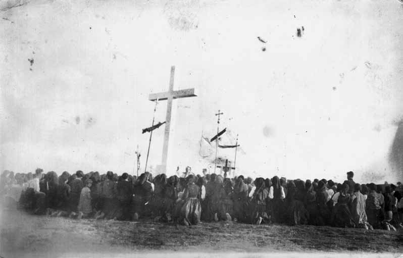 Proslava na Biloj glavici, 8. IX. 1933. (vl. f. M. Jozić)