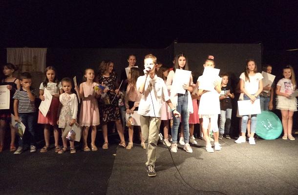 "9. po redu dječji festival ""Mikrofon je vaš"" povodom Dana Košuta 2018"